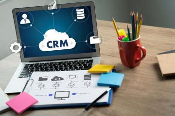 Use CRM Hubspot customer data marketing automation